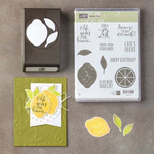 The Lemon Zest Clear Mount Bundle is one of My Favorite Things from the Stampin' Up! 2017-18 Annual catalog.  For more details about this product and to shop, visit: http://www.stampinup.com/ECWeb/ProductDetails.aspx?productID=145359&dbwsdemoid=2026178