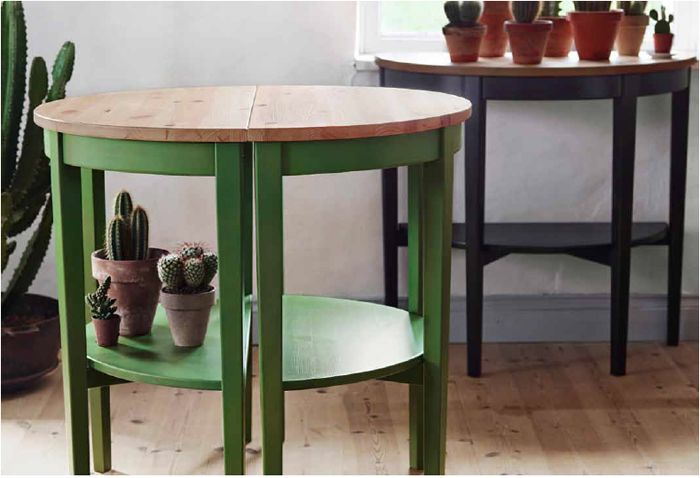 new ikea products - arkelstorp window table