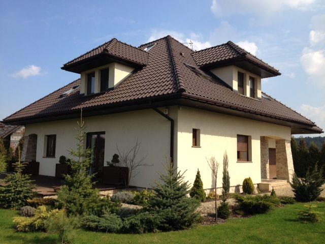 Realizacja projektu Agnieszka #dom #budowa #projekt