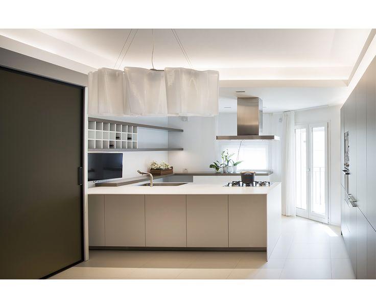 Bulthaup b3 Kitchen by Chiarenza Planning-Casa CG