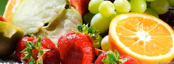 Fruits Facebook Covers