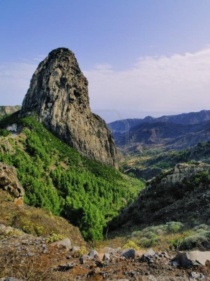 Los Roques Las Rocas, La Gomera, Islas Canarias, España
