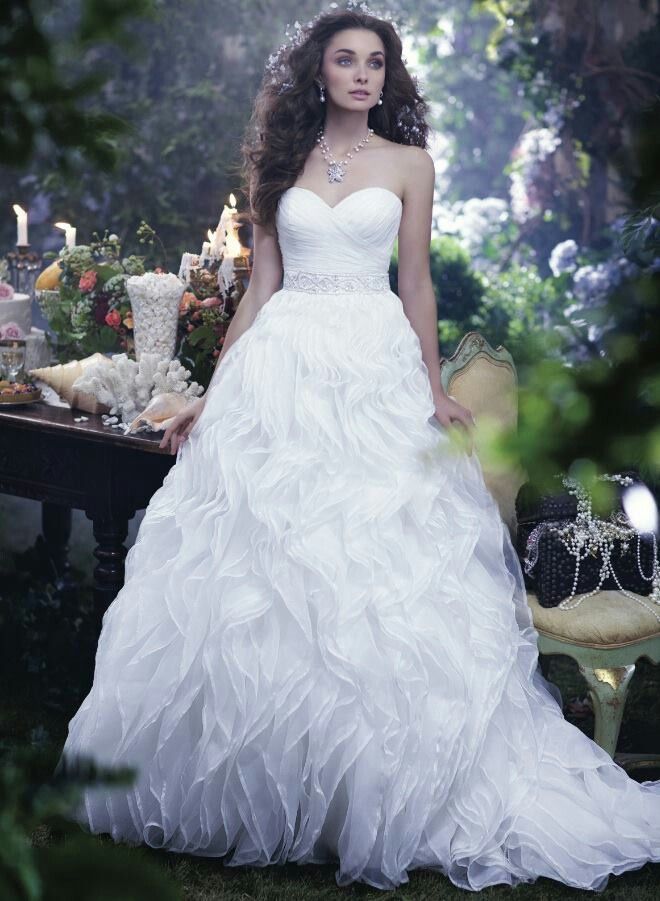 Disney collection alfred angelo ariel wedding pinterest for Alfred angelo disney wedding dresses