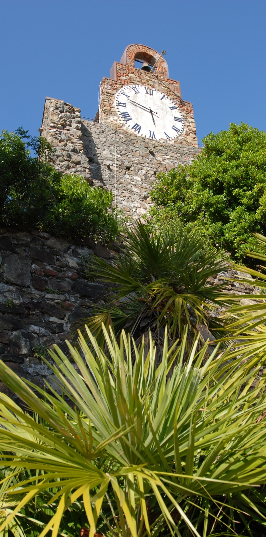 Bonassola's Castle, Cinque Terre, Italy Photo Sasha Benedetti
