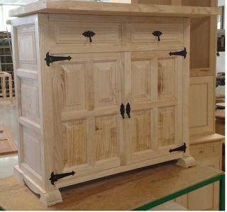 Muebles con encanto revival muebles castellanos for Mueble castellano restaurado