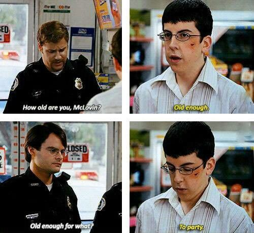 Best Comedy Movie Quotes Of All Time: Best 25+ Superbad Quotes Ideas On Pinterest