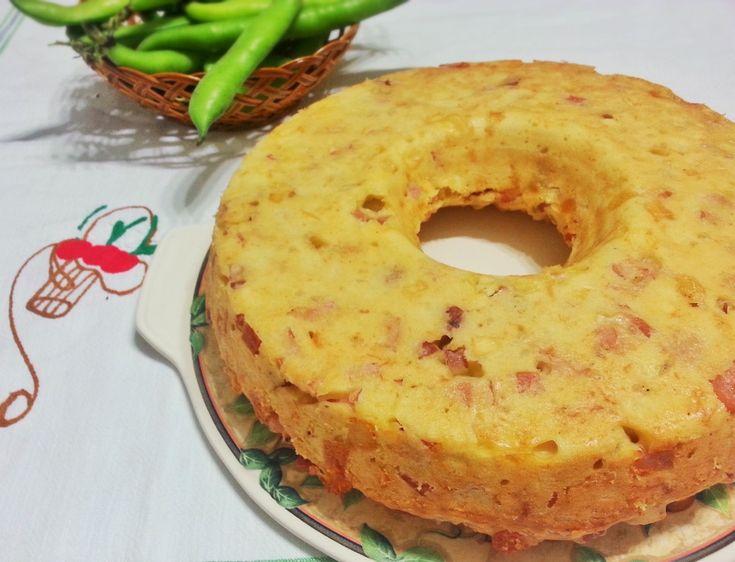 Babà rustico http://www.lovecooking.it/rustici-e-pizze/baba-rustico/