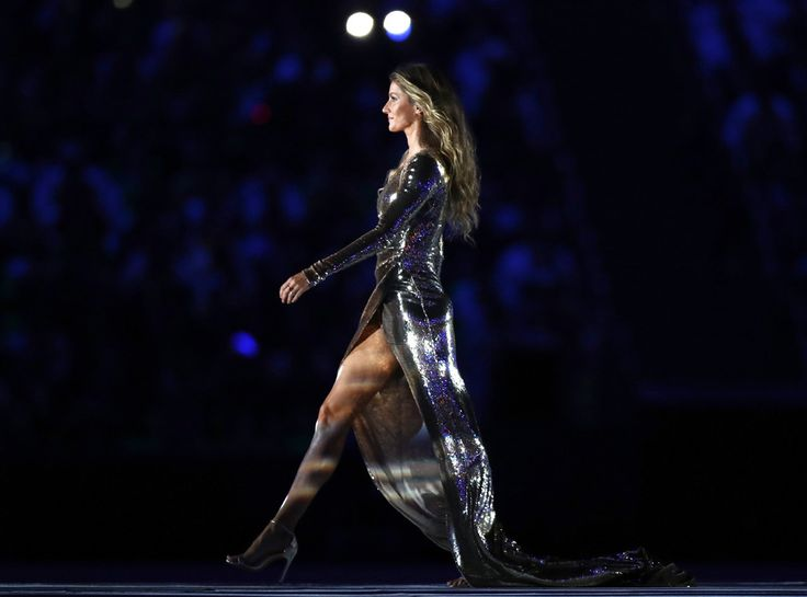 Gisele Bundchen Rio 2016 Olympic Games | The Best and Worst Moments From the 2016 Rio Olympics Opening Ceremony ...