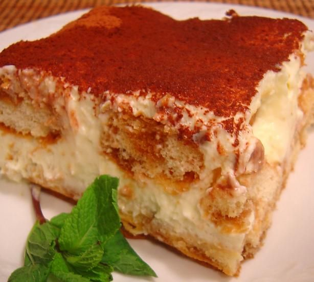 Olive Garden's Top-Secret Tiramisu Recipe.  Love this copycat -- thanks @Courtly.