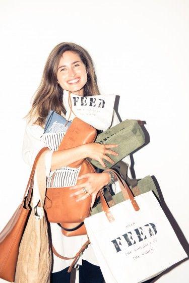 Lauren Bush Lauren On Her Company FEED Projects