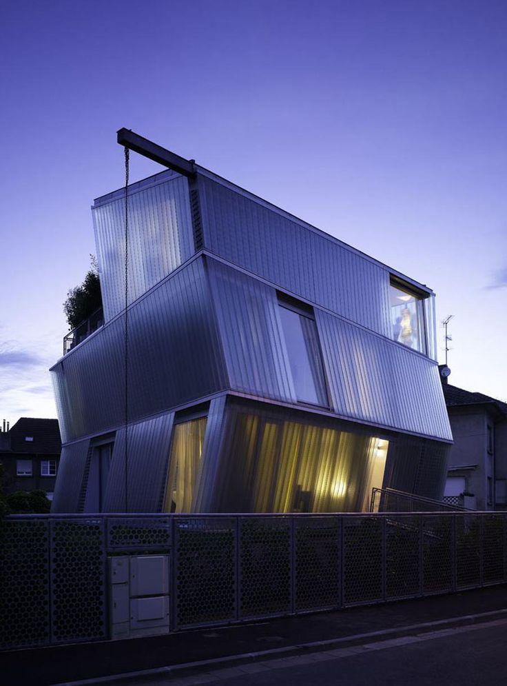 Creative Architecture Part - 26: MAISON GO