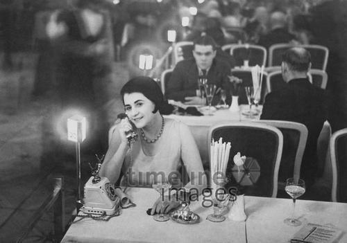 Nachtlokal in Berlin, 20er Jahre Timeline Classics/Timeline Images
