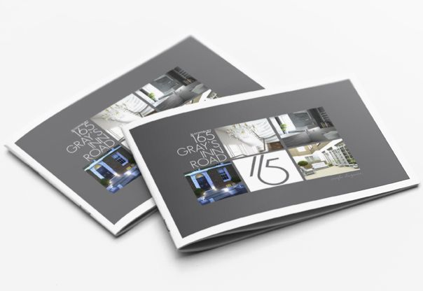 A4 Property Brochure