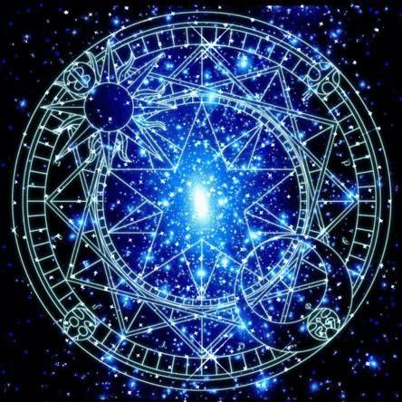 Holy spark of light – Sacred Geometry