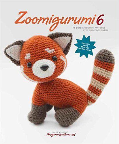 Zoomigurumi 6: 15 Cute Amigurumi Patterns by 13 Great Designers: Joke Vermeiren: 9789491643149: Amazon.com: Books