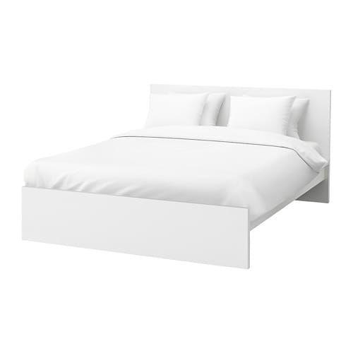 Malm Bed Frame High White Full High Bed Frame Malm Bed Frame