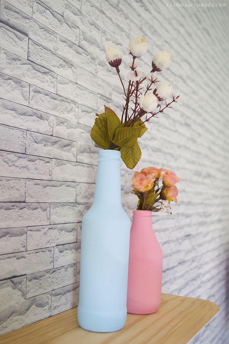 DIY - Ideias fáceis e baratas de decoração para o quarto | #QuartoNovo 6 - Casinha Arrumada