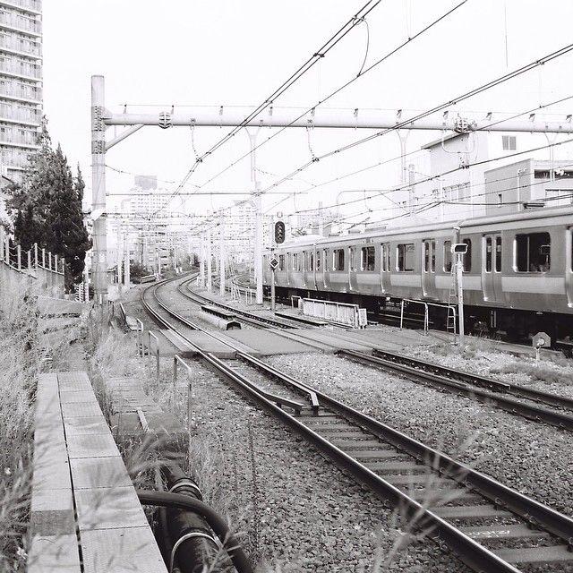 Higashinakano station