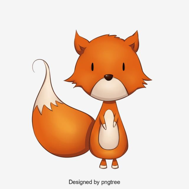 Little Fox Fox Clipart Baby Fox Cute Fox Png Transparent Clipart Image And Psd File For Free Download Fox Illustration Pet Fox Cute Fox