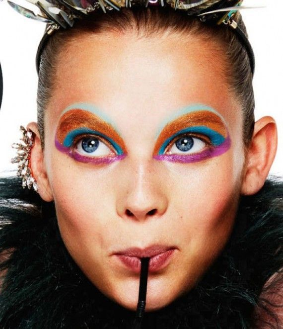 Marie Claire Netherlands September 2014 Le Freak C'est Chic Photo: Klaas Jan Kliphuis Model: Anouk De Heer Stylist: Anouk Van Griensven Hair: Daan Kneppers Make-up: Suzanne Verberk