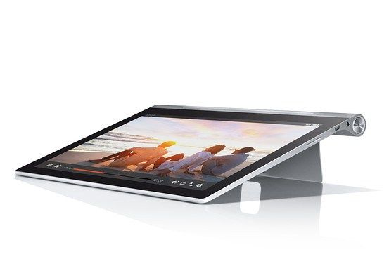 Lenovo will start selling an entertainment focused tablet with top-end specifications and a built-in pico projector.