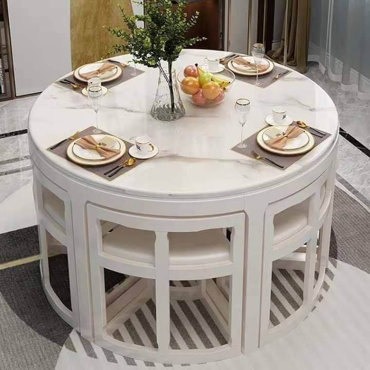 Unique Dining Tables To Make The Space Spectacular Engineering Discoveries Unique Dining Tables Dining Table Design Dining Room Small Dining room table for small space