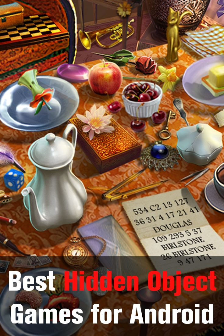 Hidden object games can be a lot of fun if they are done correctly. In this list, we are pretty sure we found the best hidden object games for Android. http://www.androidshock.com/lists/best-hidden-object-games-for-android/