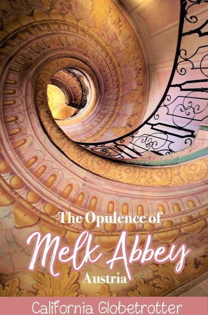 The Opulence of Melk Abbey, Melk, Austria - Austria's Most Impressive Abbey - Baroque Abbey - California Globetrotter (2)