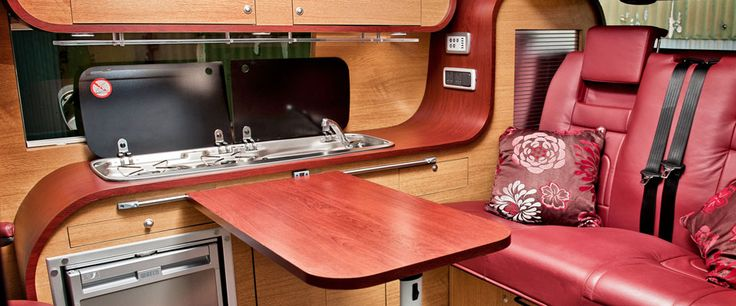 Three Bridge Campers - VW Camper Conversions - VW T5 Transporter Camper Conversion Specialist
