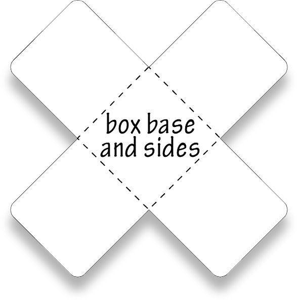 best 25 exploding box template ideas on pinterest