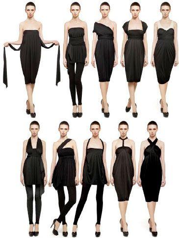 ¿Cuántas veces te has cansado de no poder tener varios vestidos diferentes para toda ocasión? ¿Cuánto te gusta ir de compras y adquirir lo último en moda que...
