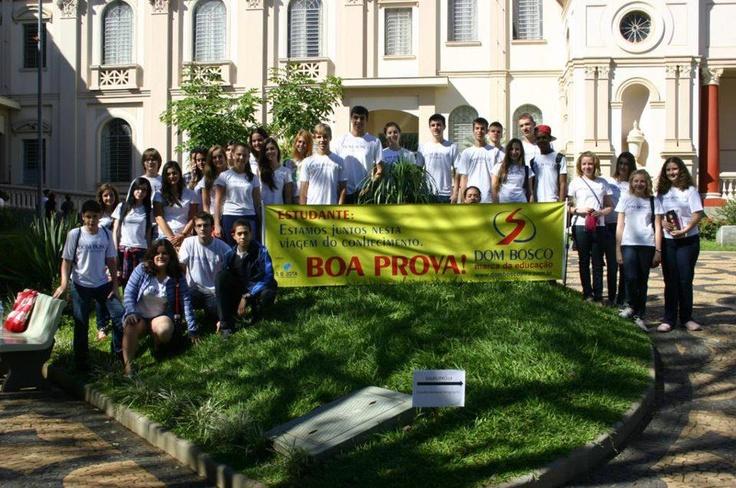 Colégio Salesiano Dom Bosco Assunção de Piracicaba - SP