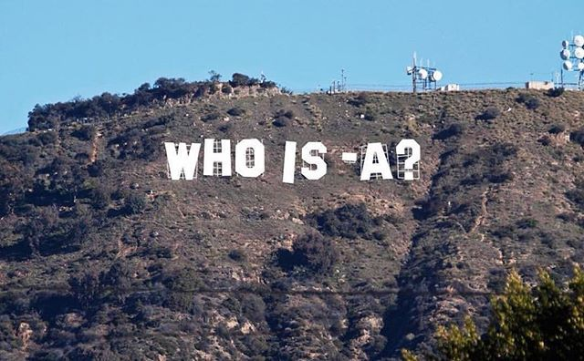 They chAnged the Hollywood sign AgAin.  #PLL #PrettyLittleLiars  Photo via @keeoone.