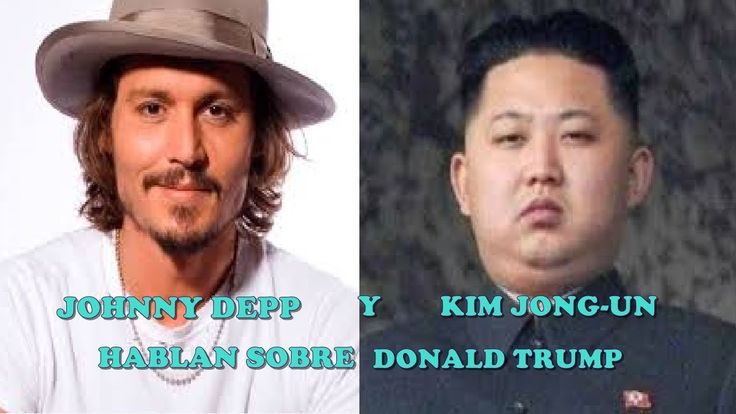 EL ESCANDALOSO COMENTARIO DE JOHNNY DEPP SOBRE DONALD TRUMP,  DONALD TRU...