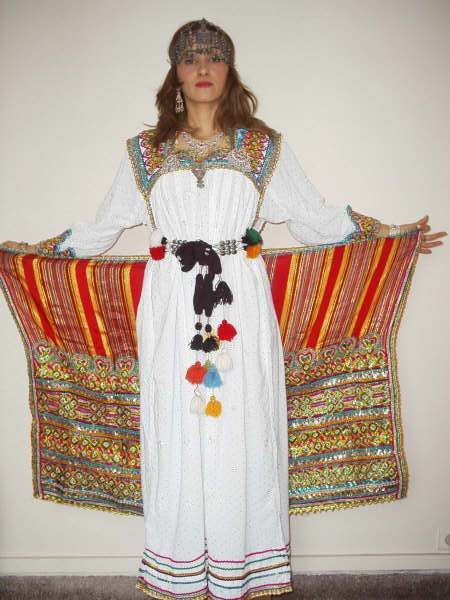 Exceptionnel 11 best Robes Kabyles traditionnelles images on Pinterest  MN45