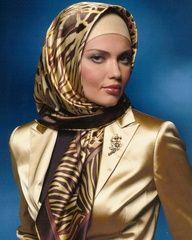 Arab Hijab http://www.photohijab.com/foulards/arab-hijab