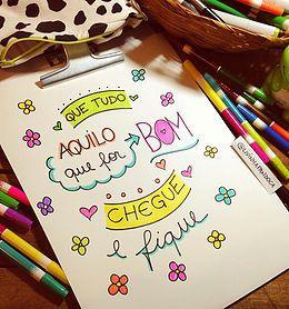 Design criativo para quem trabalha com o que ama ♡