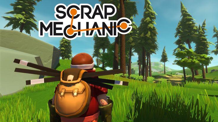 Jugar Scrap Mechanic http://pitijuegos.com/scrap-mechanic/ ► En este vídeo, se puede ver la jugabilidad del juego Scrap Mechanic y para entender cómo jugar ► Juegos de Multijugadores http://puppospiele.de/play/ben-10-ultimate-alien.html  ► Juegos de Ben 10 http://pitijuegos.com/dibujos-animados/juegos-de-ben-10/