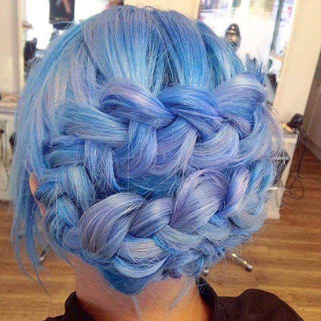 best 25 light blue hair dye ideas on pinterest dark