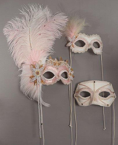 Gypsy Renaissance, beautiful masquerade masks.