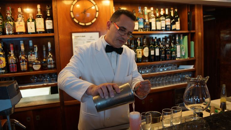 Bellini at Harry's Bar