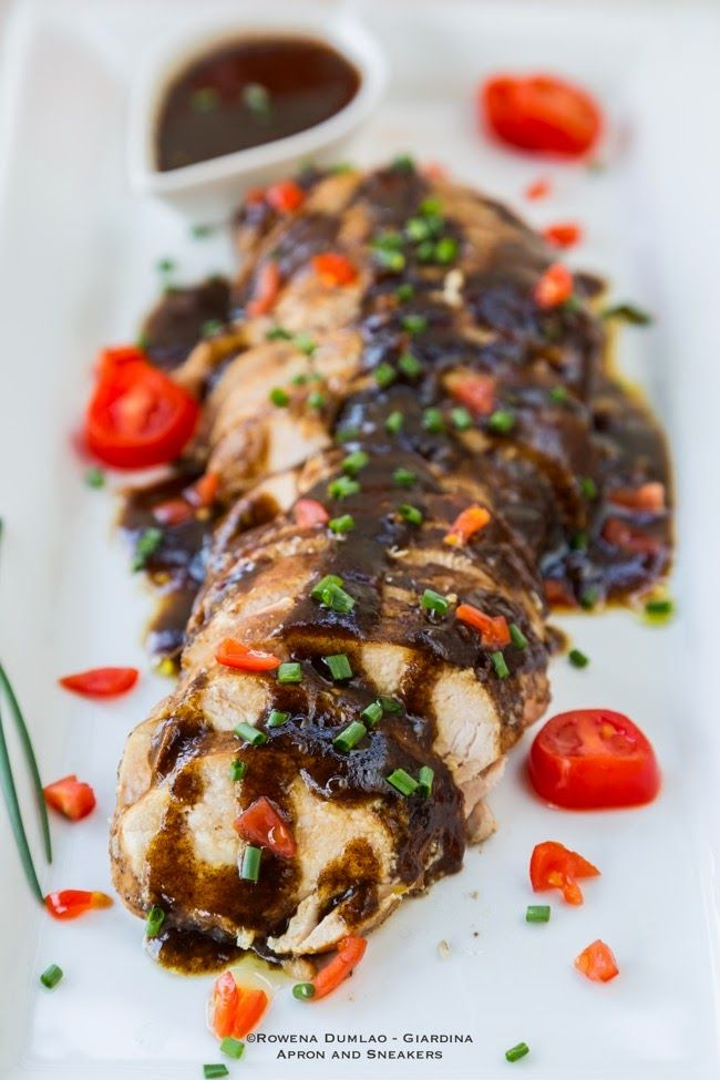 Apron and Sneakers - Cooking & Traveling in Italy and Beyond: Slow Cooker Balsamic-Glazed Chicken Breast
