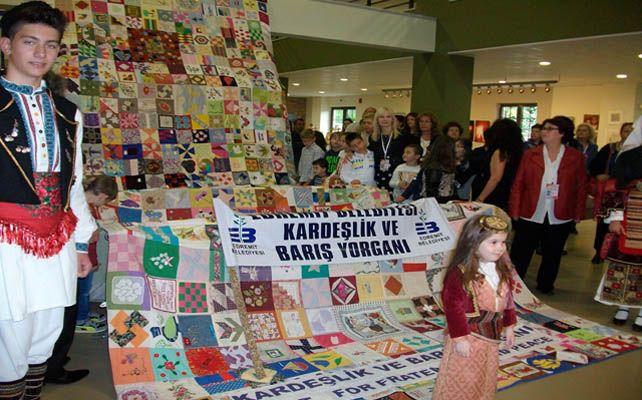 Συμμετοχή του 5ου Δημοτικού Σχολείου Νάουσας στο Διεθνές Φεστιβάλ της Ένωσης Τεχνών Ελλάδος