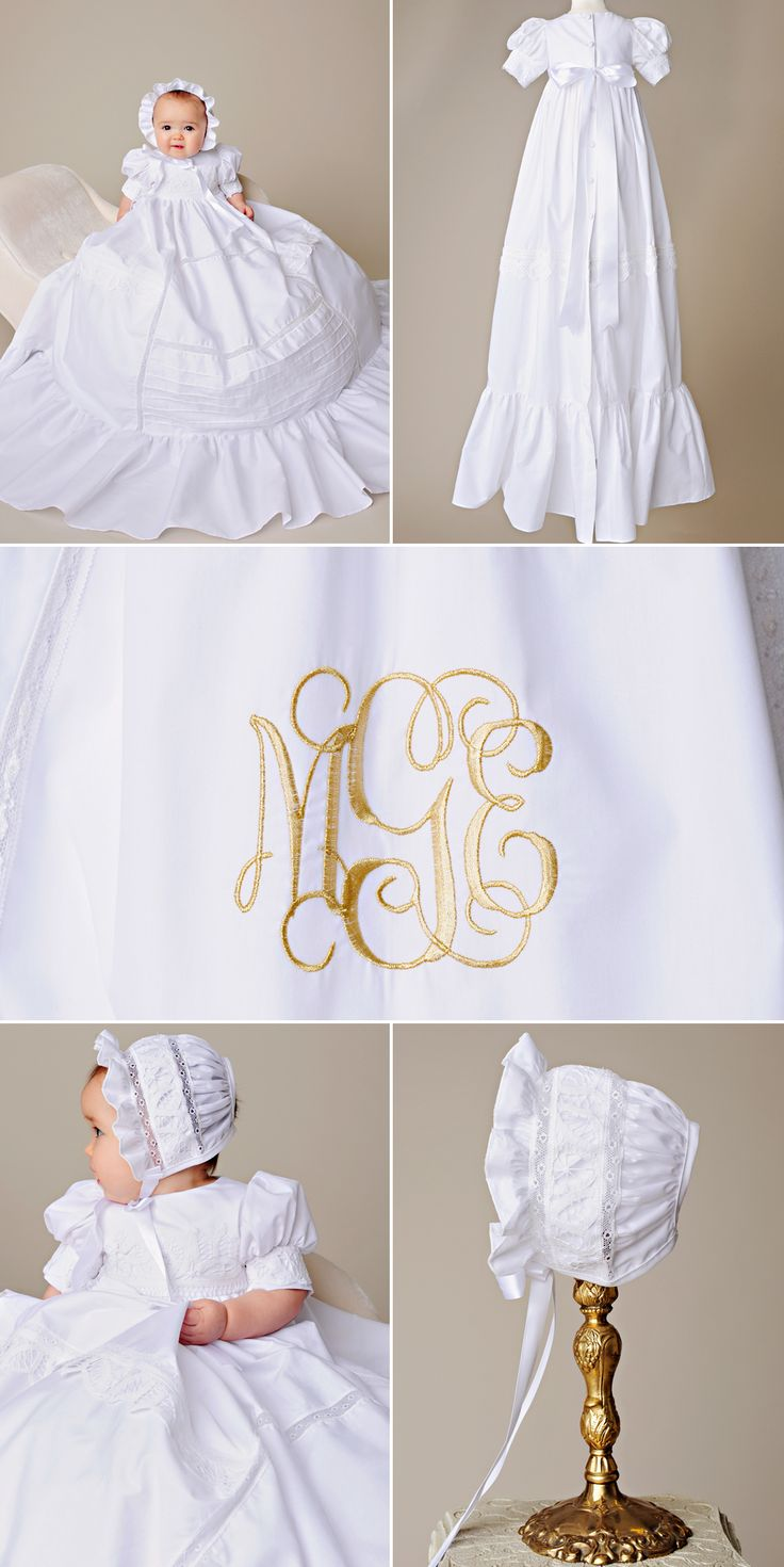 37 best images about LDS Blessing Dresses on Pinterest