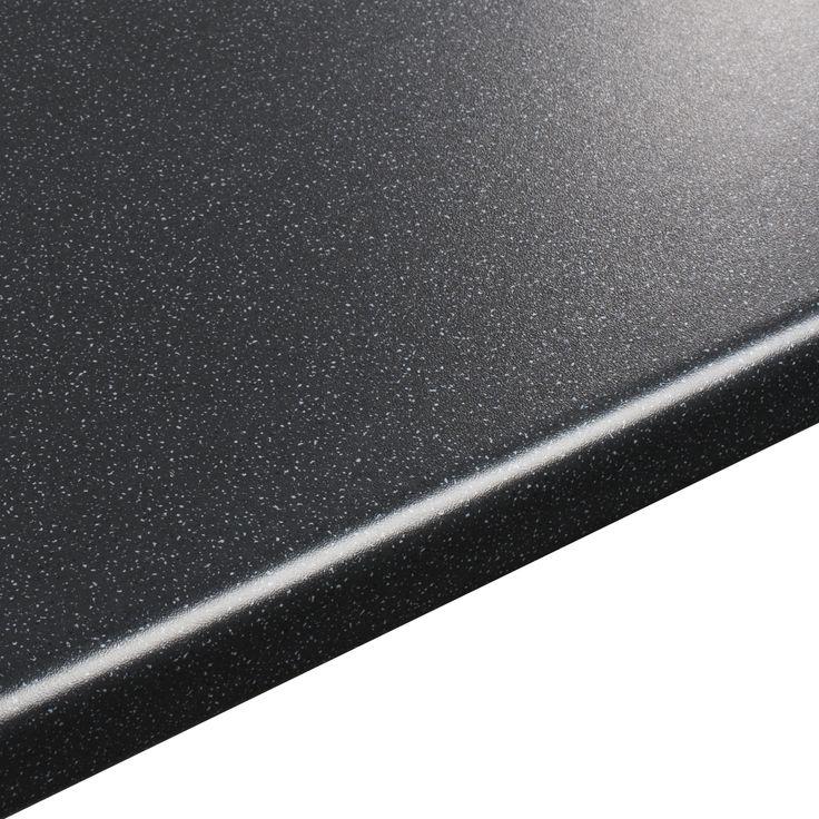 38mm B&Q Valencia Satin Laminate Round Edge Kitchen Worktop | Departments | DIY at B&Q