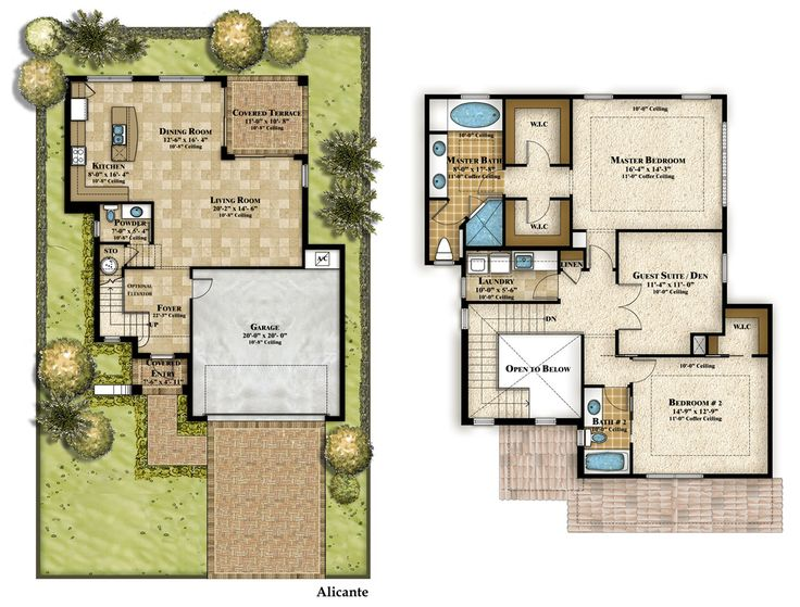 Simple 2 story house floor plans hd home design house for Two story condo floor plans