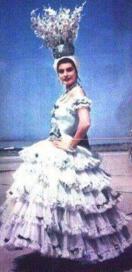 Aconteceu: Miss Brasil (A história da beleza brasileira)Adalgisa Colombo   Miss Brasil 1958 2º lugar no Miss Universo Representou o Distrito Federal