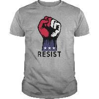 Fight Resistance Fist Say NO to Political Corruption in the USA