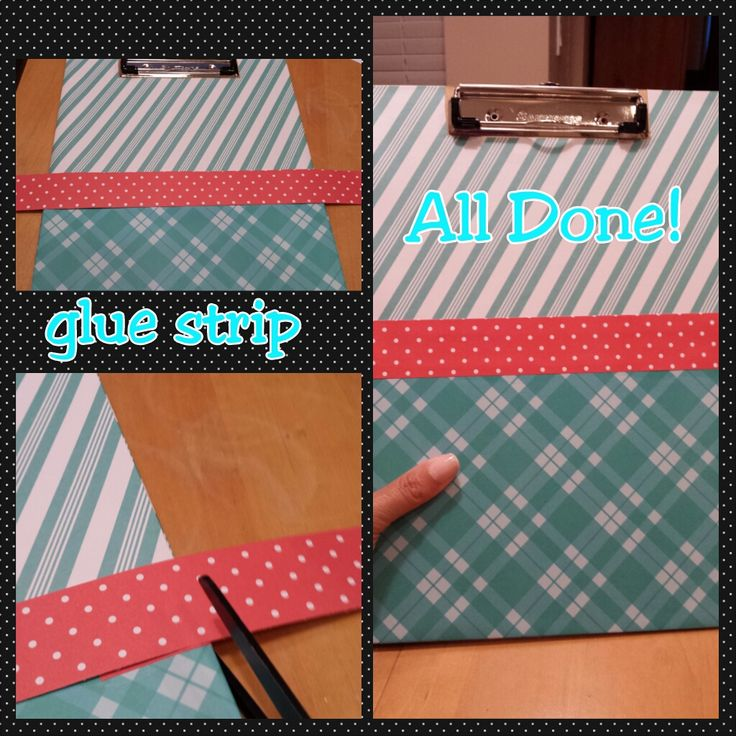#create2educate Michaels Stores Clipboard Craft