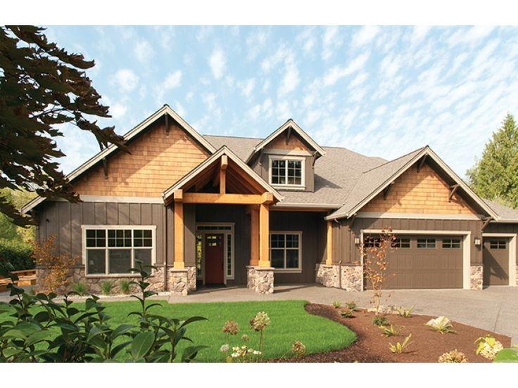 1232 best Dream House images on Pinterest House floor plans